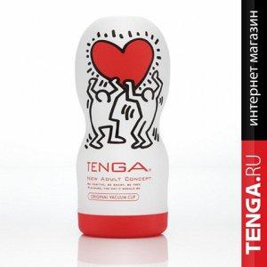 TENGA ✕ Keith Haring Original Vacuum CUP