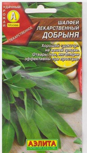 Шалфей лекарственный Добрыня (Код: 72377)