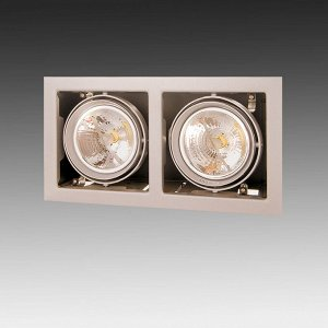 Светильник точечный Lightstar Cardano 111 x2