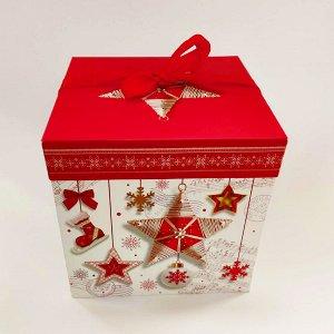 Подарочная Коробка-трансформер, средняя