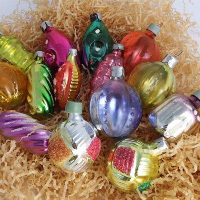 Рожденным в СССР посвящается! Ёлочные игрушки 1988 год — Шарики, фонарики, сосульки — Все для Нового года