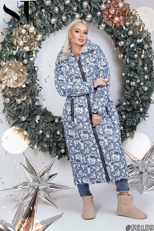 Зимнее пальто 56159