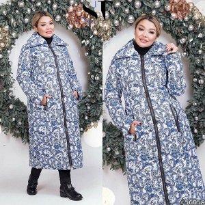 Зимнее пальто 56059