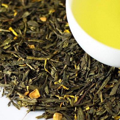 Кофе☕️чай🍵аксессуары от SOLO🔴 — Чай зеленый, зеленый с добавками — Чай