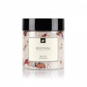 Соль для ванн Дикая роза