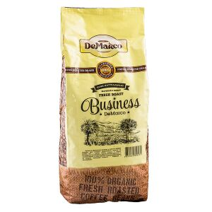 Кофе DE MARCO BUSINESS 1кг зерно 1 уп.х 10 шт.