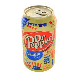 Напиток Dr Pepper Vanilla Float 355 мл ж/б 1 уп.х 12 шт.