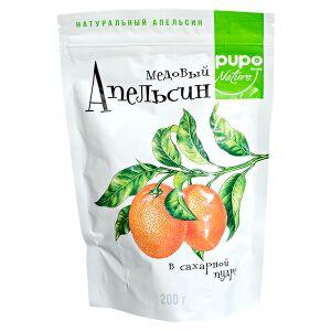 Апельсин PUPO Апельсин Медовый в Сахарной Пудре 200 г