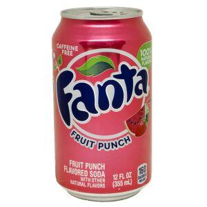 Напиток FANTA FRUIT PUNCH 355 МЛ Ж/Б