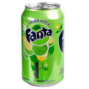 Напиток FANTA GREEN APPLE 355 МЛ Ж/Б