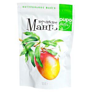 Манго PUPO Королевское Манго Сушеные 150 г