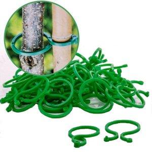 Комплект для подвязки растений