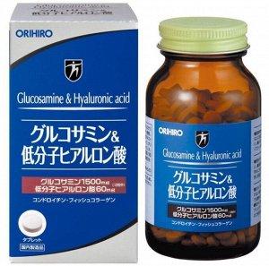 Orihiro Глюкозамин и гиалуроновой кислота