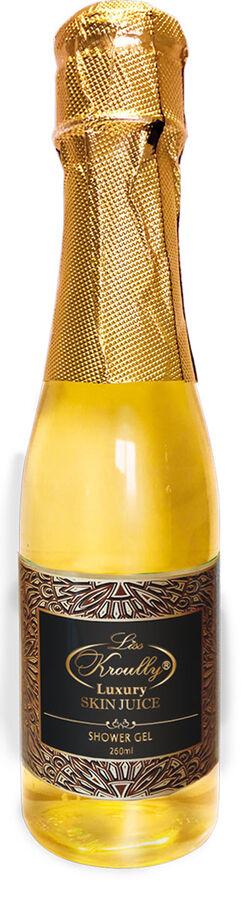 Гель для душа LISS KROULLY Skin Juice ваниль 260 мл