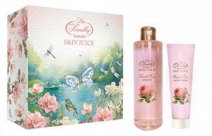 Подарочный набор Skin Juice NP-1703 (шампунь French Rose+крем для рук French Rose)