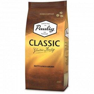 Кофе Paulig Classic в зернах