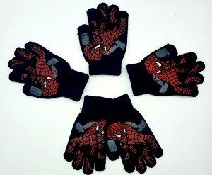 Перчатки Перчатки подростковые С 12 до 14 лет Без гарантии принта.