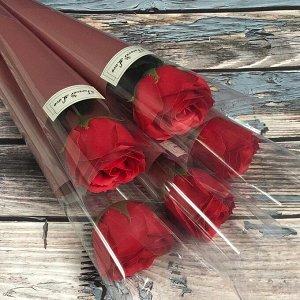 Красная роза, шт