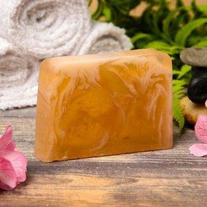 """Косметическое мыло для бани и сауны """"Капучино"""", """"Добропаровъ"""", 100 гр."""