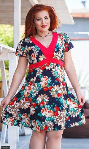 Платье 880294-3 Лето 2019 Украина