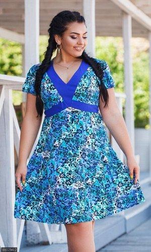 Платье 880294-2 Лето 2019 Украина