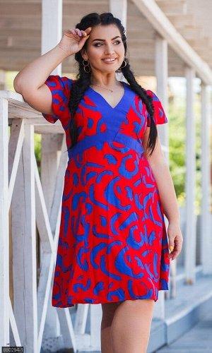 Платье 880294-1 Лето 2019 Украина