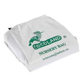 Кокосовый субстрат в открытых сумках NurseryBag 7,5*7,5 см