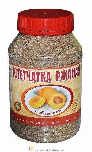 Клетчатка ржаная СибТар с абрикосом 300 гр