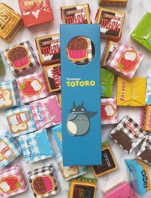 Набор Тоторо 5 шоколадок.