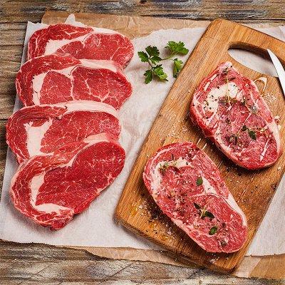 Курица! Мясо! Индейка! По лучшим ценам! — Мраморная говядина — Говядина и телятина