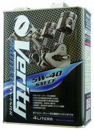 Масло моторное VERITY Protech Synthetic+Ester 5w40 SM/CF 4л синтетическое