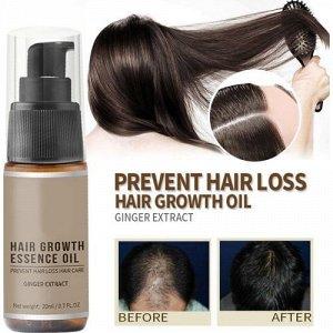 Пробуждающий спрей против выпадения и для роста волос 20 мл