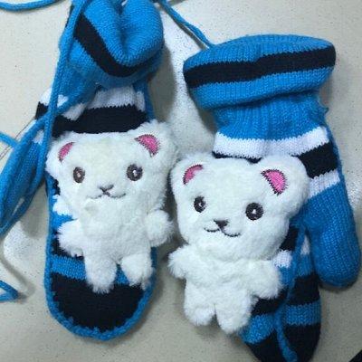Детская одежда- одеваем деток на осень — Детские варежки , перчатки- все по 50 рублей — Вязаные перчатки и варежки