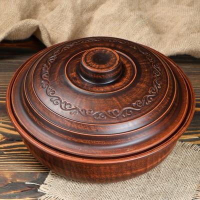 Много Глиняной Посуды  20. Полезно + Безопасно!  — Жаропрочная керамика - Сковороды — Классические сковороды