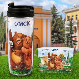 Термокружка «Омск», 350 мл