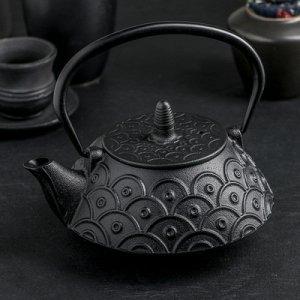 """Чайник с ситом 900 мл """"Джана"""""""