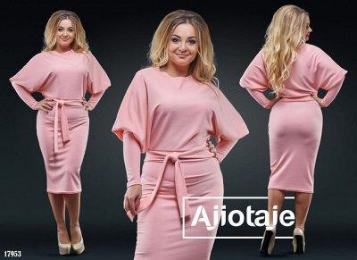 AJIOTAJE 2020  женская одежда  — Plus Size брюки  и др.одежда — Платья