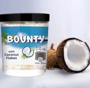 Паста BOUNTY с кокосовыми хлопьями, 200г