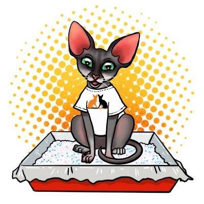 Пакеты для кошачьих лотков-90