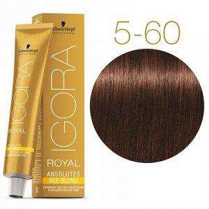Игора Абсолют 5-60 Светлый коричневый шоколадный натуральный 60 мл