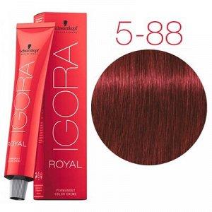 Игора Роял 5-88 Светлый коричневый красный экстра 60 мл