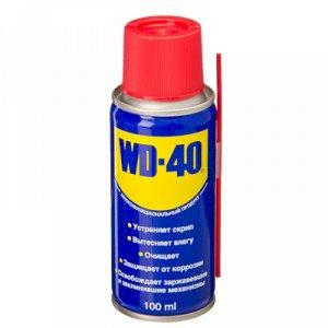 WD- 40    100мл смазка проникающая