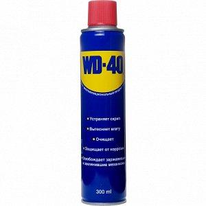 WD- 40    300мл смазка проникающая