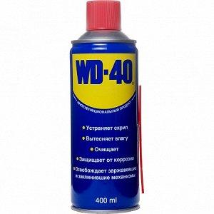 WD- 40    400мл смазка проникающая
