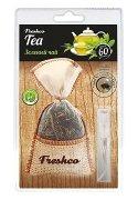 """Ароматизатор воздуха подвесной органик """"Freshco Tea"""" TE-12 Зеленый чай"""