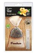 """Ароматизатор воздуха подвесной органик """"Freshco Tea"""" TE-13 Белый персик"""