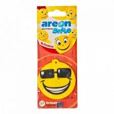 """Ароматизатор воздуха подвесной на бумажной основе """"AREON SMILE RING"""" ASD17 No Smoking"""