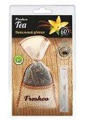 """Ароматизатор воздуха подвесной органик """"Freshco Tea"""" TE-15 Ванильный цветок"""