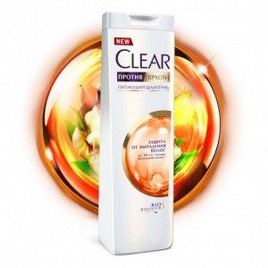 Шампунь CLEAR CARAT 400мл Защита от выпадения волос пр.перхоти