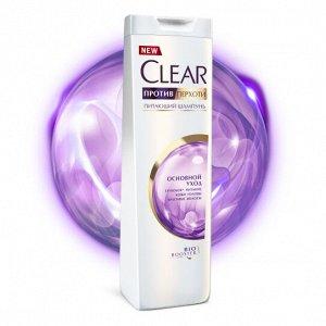 Шампунь CLEAR CARAT 400мл Основной уход Против перхоти  д/женщин